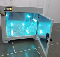 MEGA UV C sterilizer box UV Box UV C sanitizer UV sanitizer