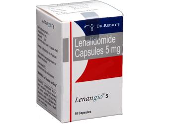 Lenangio 5mg Lenalidomide Capsules
