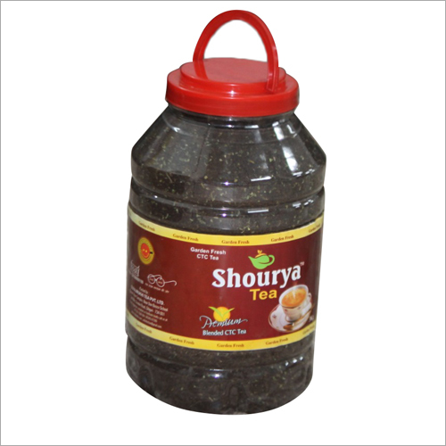3 KG Shourya Premium CTC Tea