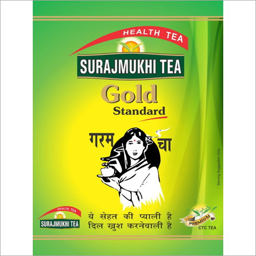 100 GM Surajmukhi CTC Tea Packet