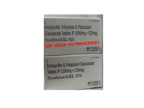 Symbiotik Xl 375mg Tablets