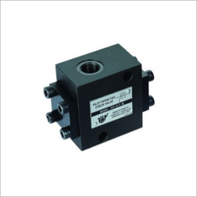 Pilot Operated Check Valves