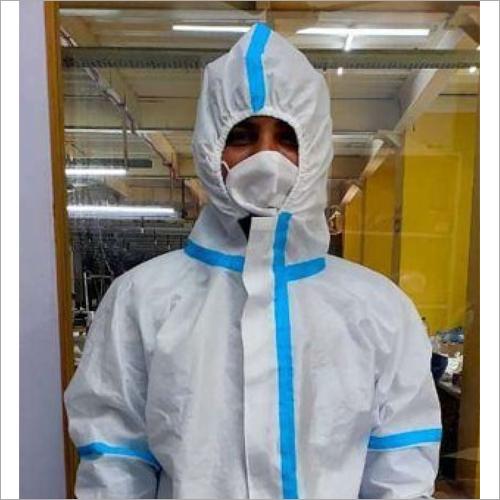 90 GSM Navrakshak PPE Kit