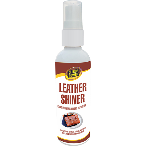 100 Ml Leather Shiner