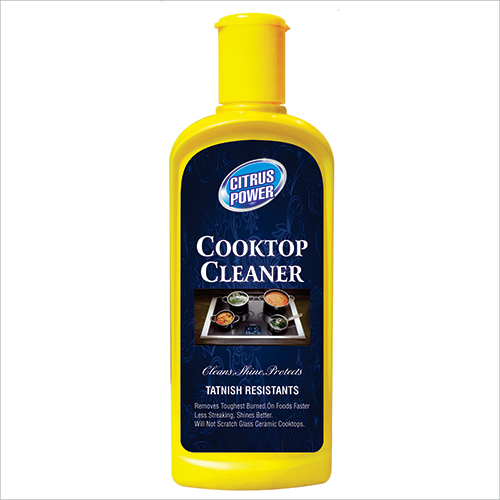 210 Ml Citrus Power Cook Top Cleaner