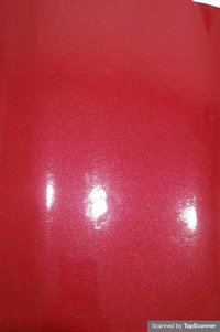 Sparkle Red Texture Back Mobile Skin Material