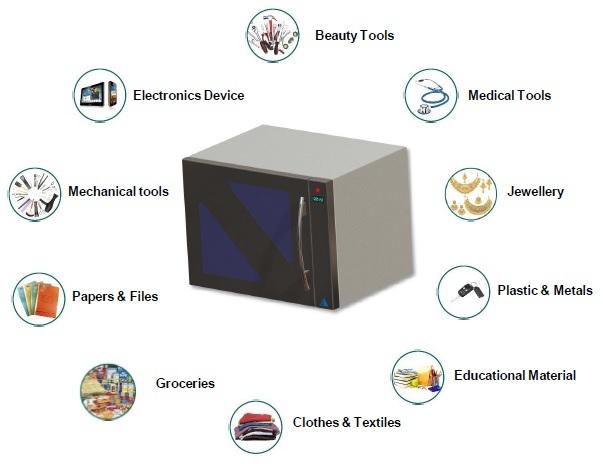 UV-C Disinfection System