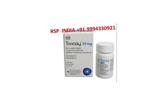 Tivicay 50mg Tablets