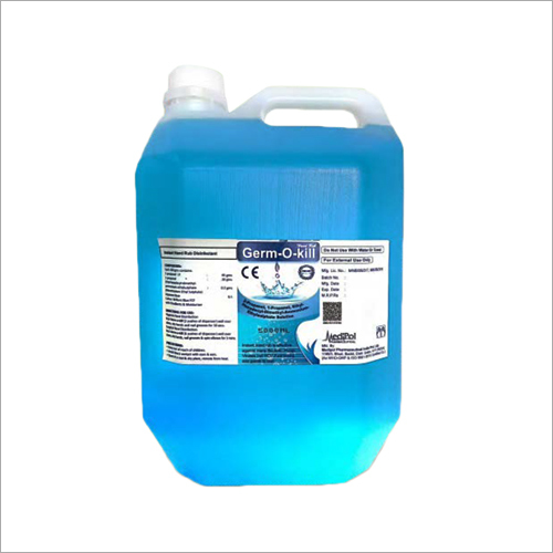 5000 ML Germ O Kill Hand Sanitizer