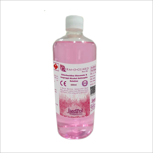 500 ML Germ O Guard Sanitizer