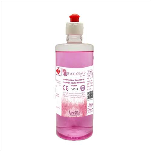 500 ML Germ O Guard Liquid Sanitizer