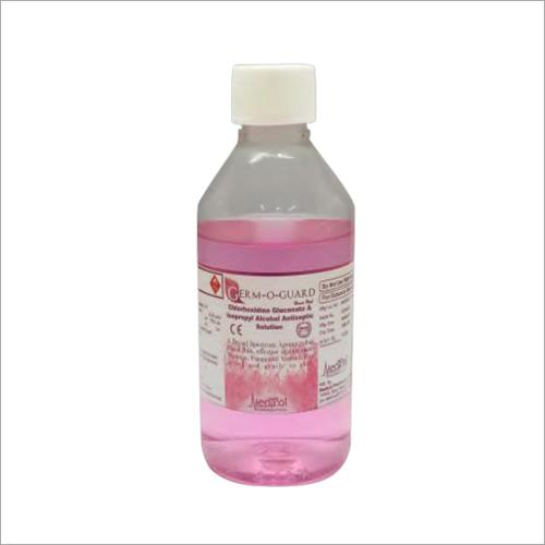 200 ML Germ O Guard Liquid Sanitizer