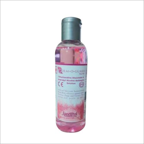 100 ML Germ O Guard Liquid Sanitizer