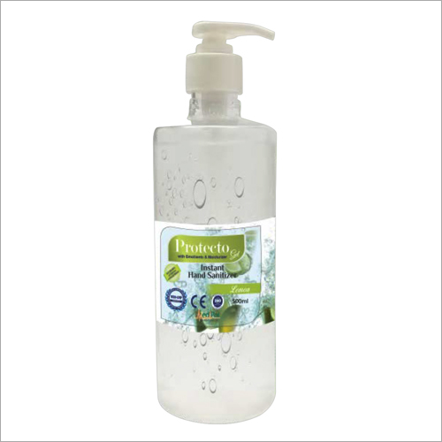 Protecto Gel Spray Pump Instant Hand Sanitizer