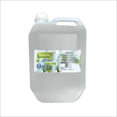 5000 Ml Protecto Gel Instant Hand Sanitizer Age Group: Suitable For All Ages