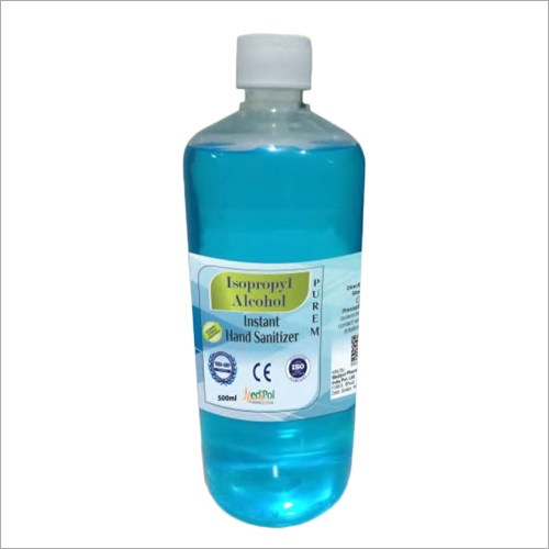 500 ML Purem Isopropyl Alcohol Instant Hand Sanitizer