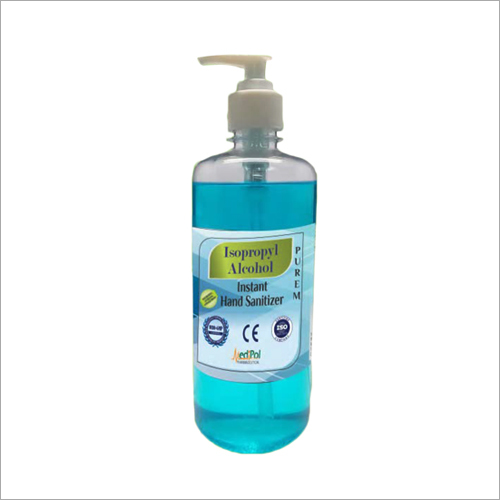 500 ML Pump Isopropyl Alcohol Instant Hand Sanitizer