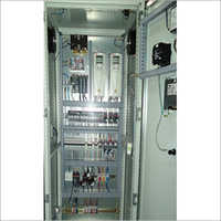 ABB PLC Controlled VFD Panel