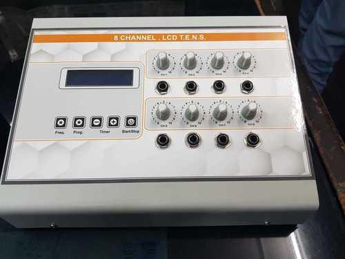 8 Channel LCD tens