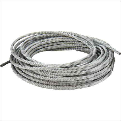 8 mm Galvanized Steel Wire Rope
