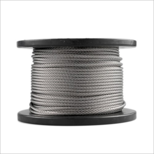 4 mm Galvanized Steel Wire Rope