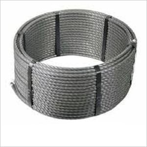 Industrial PVC Plastic Coated Wire