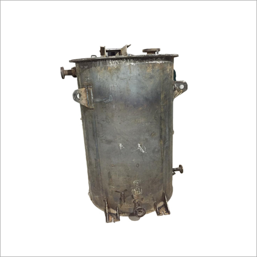 Metal Water Storage Tank