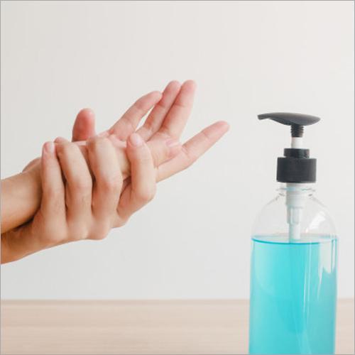 Alcohol Gel Hand Sanitizer