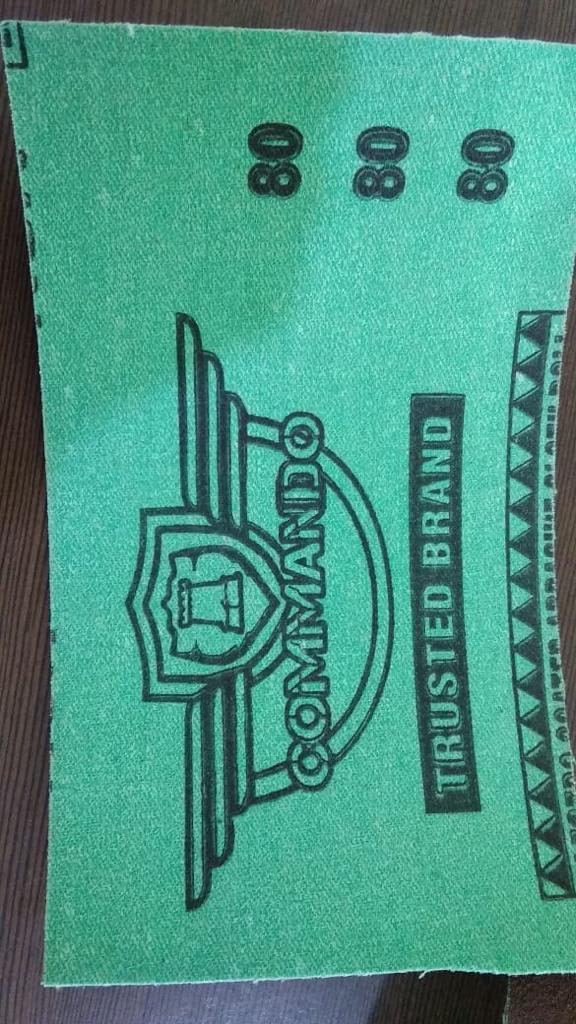 Hard Abrasive Cloth Roll