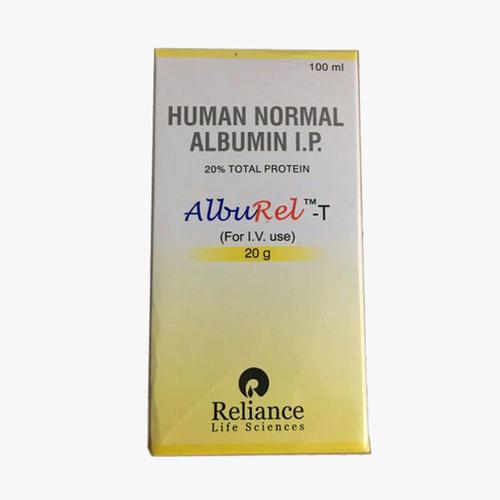 Alburel 20mg Albumin Solution