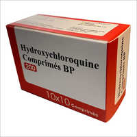 Hydroxychloroquine Comprises BP Tablets