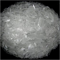 Menthol Crystal And Flakes
