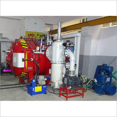 Industrial Vacuum Heat Treatment Services