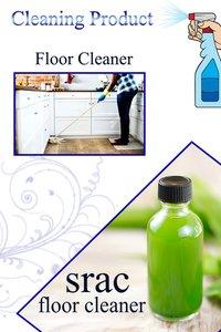 Floor Cleaner Gel Form