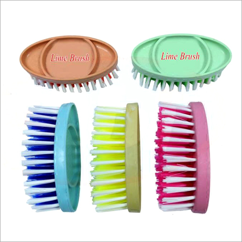 Plastic Handy Washing Brush