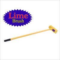 Push Broom With Handle