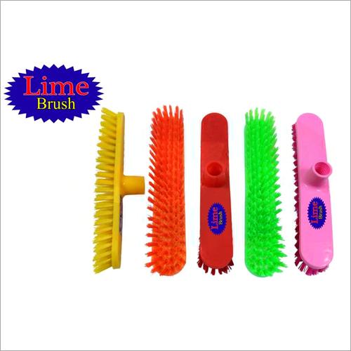 Plastic Hard Push Broom