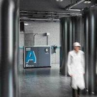 AQ Water-injected oil-free screw compressors