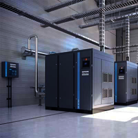ZR & ZT (VSD) oil-free rotary tooth and screw compressors