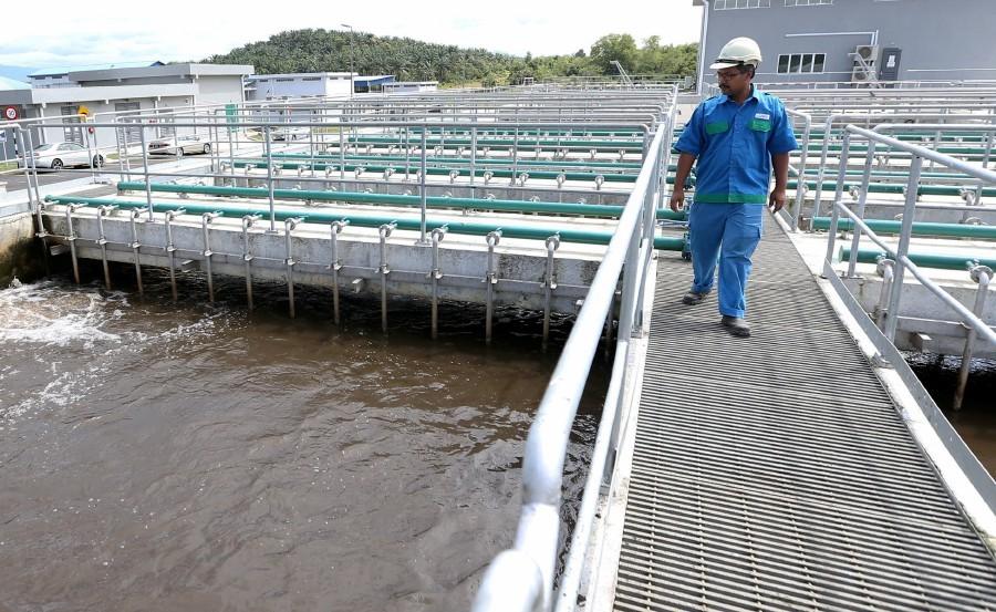 Sewage Treatment Plant Maintenance Services
