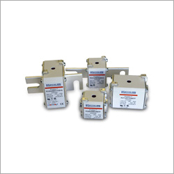 Square Body High Speed Fuse Links AC Protection