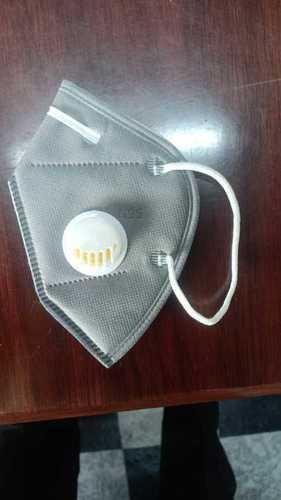 N95 respirator valve mask
