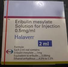 Halaven Eribulin Mesylate Injection