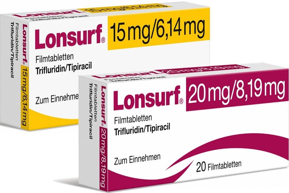 Lonsurf Trifluridine
