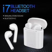 Wireless Bluetooth Earphones I7s