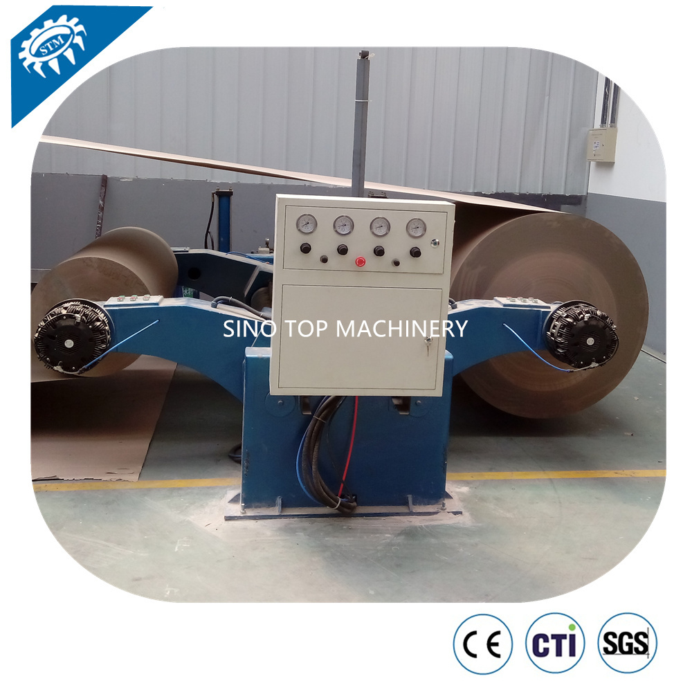1800 Inverted Honeycomb Corrugation Core Machine