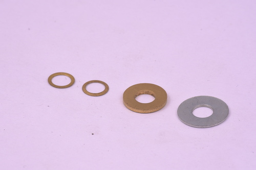 Brass & MS Washers