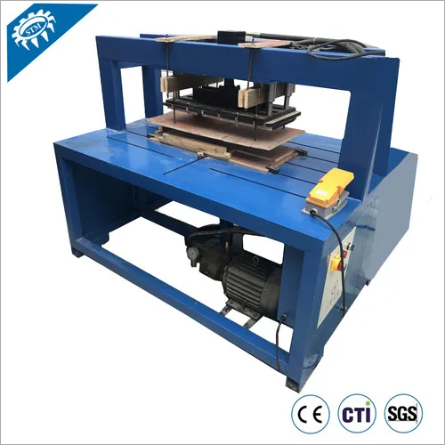 Honeycomb board die cutting machine