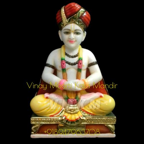 Gyaneshwar Bhagwan Marble Statue