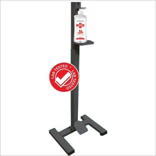 Touch Free Sanitizer Stand